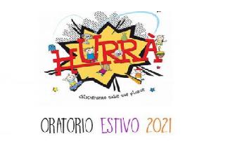 ORATORIO ESTIVO 2021  VACANZE